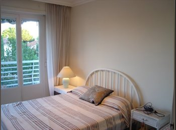 Appartager FR - logement calme et soigné - Cannes, Cannes - €550