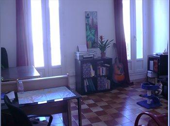 Appartager FR Idéal COUPLE par PROPRIO F2 Prox ANTIGONE_TRAM 1 3 - Montpellier-centre, Montpellier, Montpellier - 525 par Mois,€121 par Semaine€0 par Jour€ - Image 1