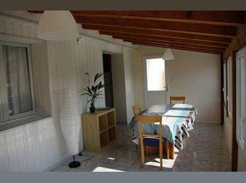Appartager FR - grande maison dans quartier calme à 3 min du centr - La Roche-sur-Yon, La Roche-sur-Yon - €260