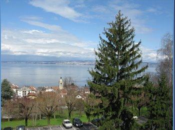 Appartager FR - CHAMBRE à EVIAN les Bains-GOLF-CURE THERMALE-SKI - Evian-les-Bains, Evian-les-Bains - €480