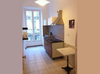 Appartager FR - location chambre colocation - Cœur de Ville, Nice - €450