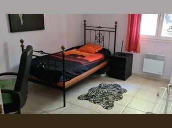 Appartager FR - Loue 2 chambres dans villa de 150 m2 - Le Beausset, Toulon - €490