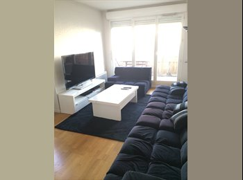 Appartager FR - Bel appartement au stade de France RER B & D - La Plaine-Saint-Denis, Paris - Ile De France - €520