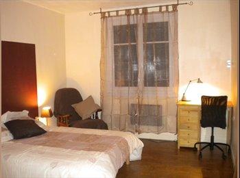Appartager FR - Chambre de 18 m² environ - Grands boulevards, Grenoble - €400