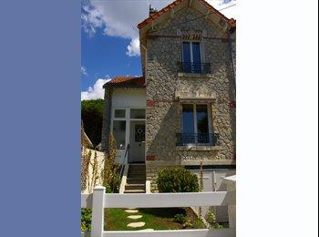 Appartager FR - MAISON 3 CHB;10 Mns FACS/LR centre;50M PLAGE !!! - Châtelaillon-Plage, La Rochelle - €380