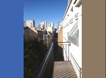 Appartager FR - PARIS 15ème, 2 weeks in December - 15ème Arrondissement, Paris - Ile De France - €400