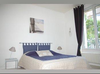 Appartager FR - 1 DEC: 1 CHB DISPO ds maison/coloc ,10mn fac/LR  ! - La Rochelle, La Rochelle - €380