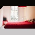Appartager FR Grande chambre 14m2 plein centre.Big room downtown - Cœur de Ville, Nice, Nice - € 540 par Mois - Image 1