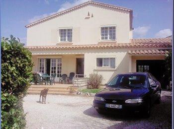 Appartager FR - chambre a louer - Saint-Martin-de-Valgalgues, Saint-Martin-de-Valgalgues - €400