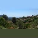 Appartager FR Colocation Nice dans une villa de 115m2 - Collines niçoises, Nice, Nice - € 400 par Mois - Image 1