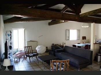 Appartager FR - grand appartement central - Nîmes, Nîmes - €350