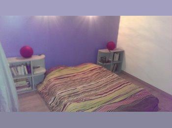 Appartager FR - loue chambre etudiant - Saint-Etienne, Saint-Etienne - €200