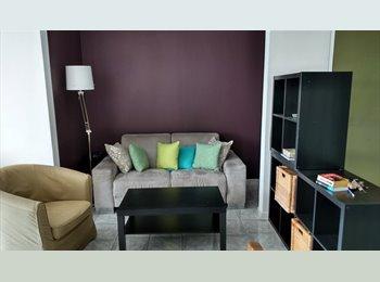 Appartager FR - Grand appartement 110m2, meublée, ideal colocation - Vandœuvre-lès-Nancy, Nancy - €450