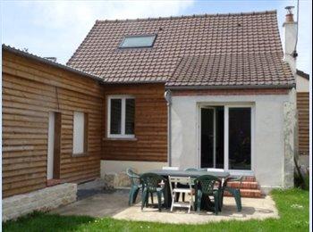 Appartager FR - colocation conviviale - Mondeville, Caen - €350