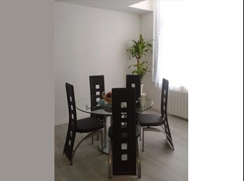 Appartager FR - Colocation 5 chambres grand standing - Roubaix, Lille - €330