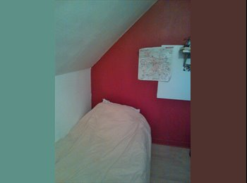 Appartager FR - Chambre à louer - Angers, Angers - €260