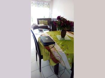 Appartager FR -  chambre spacieuse dans belle  résidence au calme - La Seyne-sur-Mer, Toulon - €400