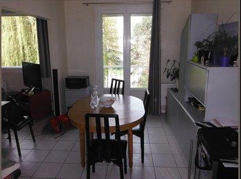 Appartager FR - appartement 63m² en coloc - Saint-Martin-d'Hères, Grenoble - €400