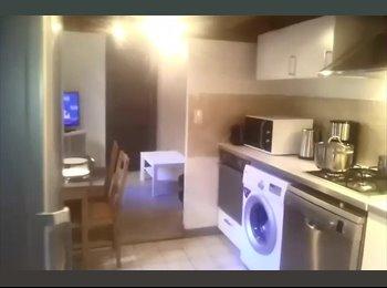 Appartager FR - Chambres meublées centre ville proche transports - Saint-Etienne, Saint-Etienne - €380