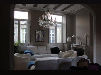 Appartager FR - Colocation  dans hotel particulier (Chartrons) - Bordeaux, Bordeaux - €525