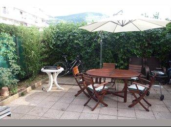 Appartager FR - Colocation à Gaillard, dans un Duplex 83m2 + 36 m2 - Gaillard, Annemasse - €509