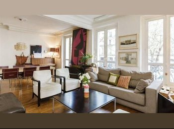 Appartager FR - Grande Colocation dans bel appartement - Paris 11è - 11ème Arrondissement, Paris - Ile De France - €791