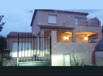 Appartager FR - colocation maison design lunel - Lunel, Montpellier - €380