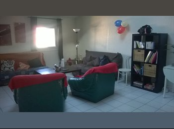 Appartager FR - Grand appart en centre ville - Montpellier, Montpellier - €260