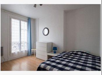 Appartager FR - Location beau studio sur Paris - 18ème Arrondissement, Paris - Ile De France - €650