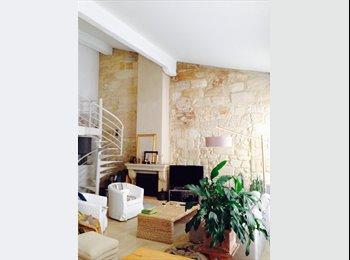 Appartager FR - COLOCATION MONOPARENTALE - Grand Parc Chartrons, Bordeaux - €550