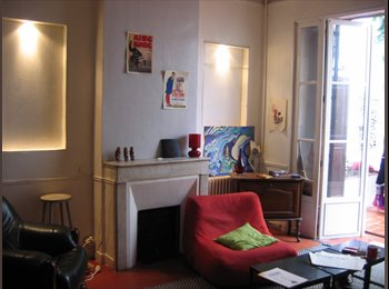 Appartager FR - Colocation Longchamp - 4ème Arrondissement, Marseille - €400