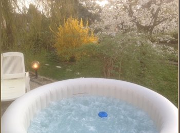 Appartager FR - Superbe chambre dans grande maison - Kingersheim, Mulhouse - €400