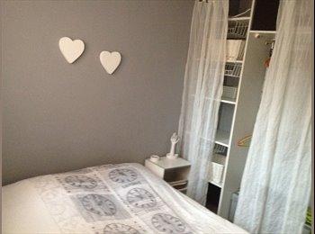 Appartager FR - A louer chambre privé chez l'habitant pour courte durée - Canet-en-Roussillon, Perpignan - €350