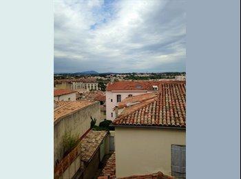 Appartager FR - Chambre dans colocation proche canourgue - Montpellier-centre, Montpellier - €345