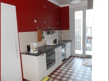 Appartager FR - Belle chambre lumineuse et calme dans coloc de 4 - Grands boulevards, Grenoble - €330