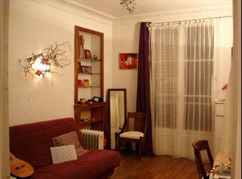 Appartager FR - Jolie chambre pour 1 mois : février - 5ème Arrondissement, Paris - Ile De France - €650