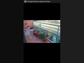 Appartager FR - Chambre a louer dans T4 a partir du 22 decembre - Fer à Cheval - Patte d'Oie - Arènes, Toulouse - €400