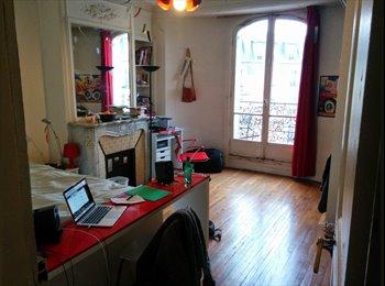 Appartager FR - Sous location du 21 décembre au 11 janvier dans un - 12ème Arrondissement, Paris - Ile De France - €500
