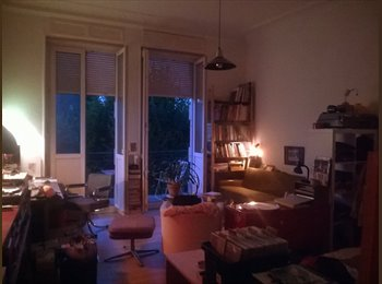 Appartager FR - Grande chambre 25m2 avec balcon - Robertsau, Strasbourg - €350