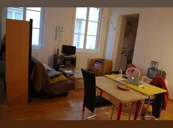 Appartager FR - magnifique T3, hyper centre - Capucins - Victoire - St Michel - Ste Croix, Bordeaux - €430