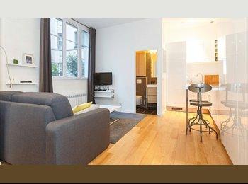 Appartager FR - Grand Studio 32m2 Paris-Batignolles - 17ème Arrondissement, Paris - Ile De France - €800