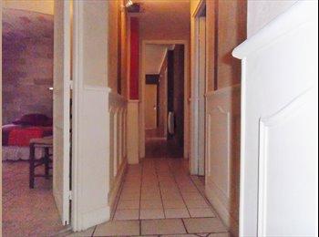 Appartager FR - Grand appartement proche toutes commodités - 12ème Arrondissement, Paris - Ile De France - €750