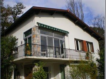 Appartager FR - 2chambres doubles dans grande maison calme ,meublé - Plaisance-du-Touch, Toulouse - €340