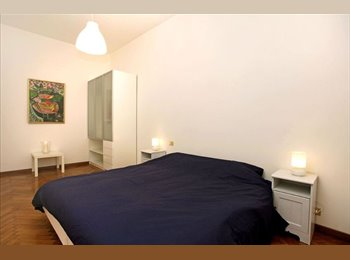 Appartager FR - FULLY FURNISHED BRIGHT ONE-BEDROOM APARTMENT OPEN - 4ème Arrondissement, Paris - Ile De France - €600