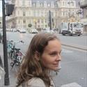 Appartager FR - Livia  - 27 - Etudiant - Femme - Paris - Ile De France - Image 1 -  - € 600 par Mois - Image 1