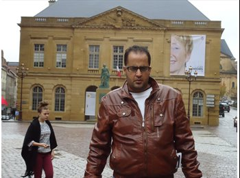 Appartager FR - Walid - 32 - Metz