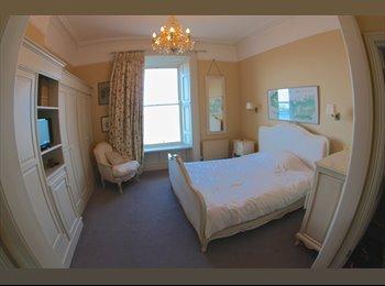 EasyRoommate IE - Stunning Double Room Sea Facing Victorian Semi Det - South Co. Dublin, Dublin - €850