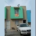 CompartoDepa MX se renta casa dos pisos - Morelia - MX$ 3100 por Mes - Foto 1