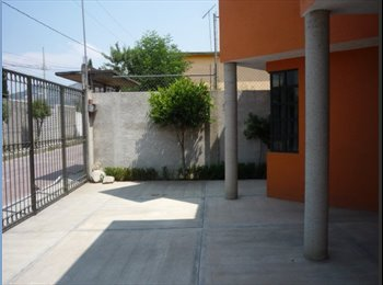 CompartoDepa MX - Recámara(s) Ejecutivos Alojamiento Tlaxcala - Tlaxcala, Tlaxcala - MX$2200