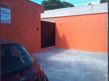 CompartoDepa MX - Amueblados, Luz, Internet, A/C, Gas, Cable - Campeche, Campeche - MX$3500